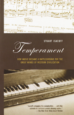 Temperament book cover
