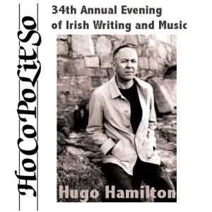 Hugo Hamilton to visit HoCoPoLitso