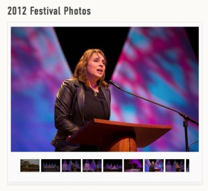 Natasha Tretheway. Photo by Dodge Poetry Festival