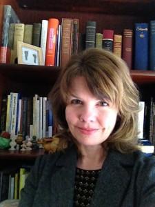 Tara Hart, Co-Chair of HoCoPoLitSo Board of Directors and Professor of English at Howard Community College