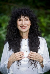 04-02-11--Palm Beach Gardens, FL-- Photo by Joshua Prezant--  Author Diane Ackerman and her husband Paul West.